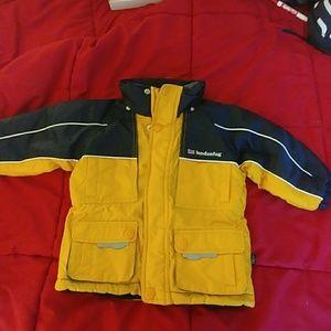 London Fog toddler jacket